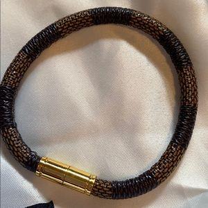 New unisex bracelet brown